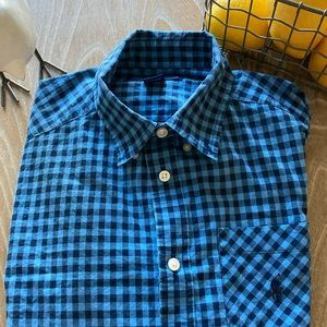 Kids XL Polo button down